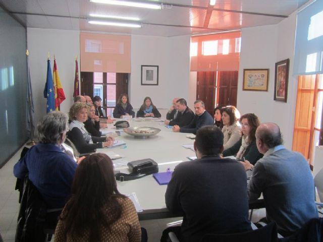 Reunión de la Comisión de Absentismo Escolar en La Unión - 2, Foto 2