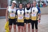Atletas del Club de atletismo de Totana participaron en la X Media marat�n de Torre Pacheco