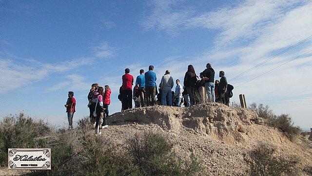Cerca de 40 personas descubren el origen de la Ciudad de Totana con la Asociación Kalathos - 5