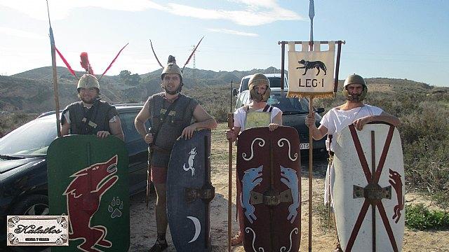 Cerca de 40 personas descubren el origen de la Ciudad de Totana con la Asociación Kalathos - 15