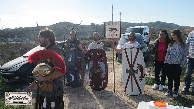 Cerca de 40 personas descubren el origen de la Ciudad de Totana con la Asociación Kalathos - 22