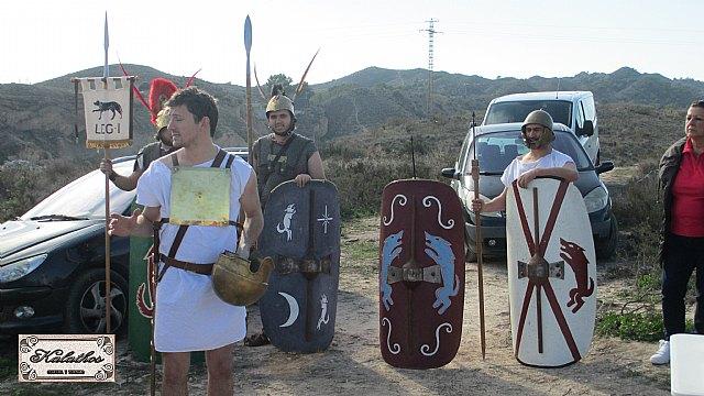 Cerca de 40 personas descubren el origen de la Ciudad de Totana con la Asociación Kalathos - 23