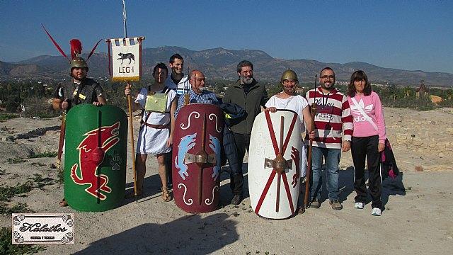 Cerca de 40 personas descubren el origen de la Ciudad de Totana con la Asociación Kalathos - 29