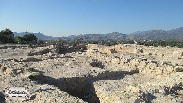 Cerca de 40 personas descubren el origen de la Ciudad de Totana con la Asociación Kalathos - 32