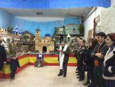 El Ayuntamiento de Molina de Segura invita a visitar el Belén familiar realizado por el molinense José Antonio Ruiz Piqueras, Chicanete