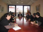 Reunión con la Plataforma en Defensa del Aeropuerto Público de San Javier
