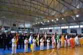 Deportistas internacionales se dan cita en el campeonato de Artes Marciales