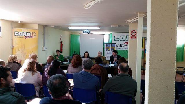 El Mirador acogió la presentación regional de la campaña estatal de COAG sobre prevención de riesgos laborales en la agricultura - 1, Foto 1