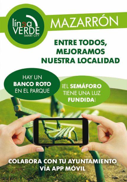 El servicio de línea verde recoge 136 incidencias comunicadas por los usuarios de Mazarrón - 1, Foto 1
