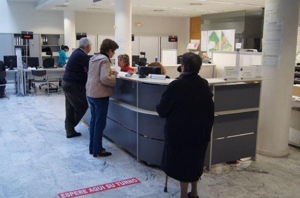 El SAC informa de que no habr� servicio de registro de documentos dirigidos a otras Administraciones P�blicas, Foto 1