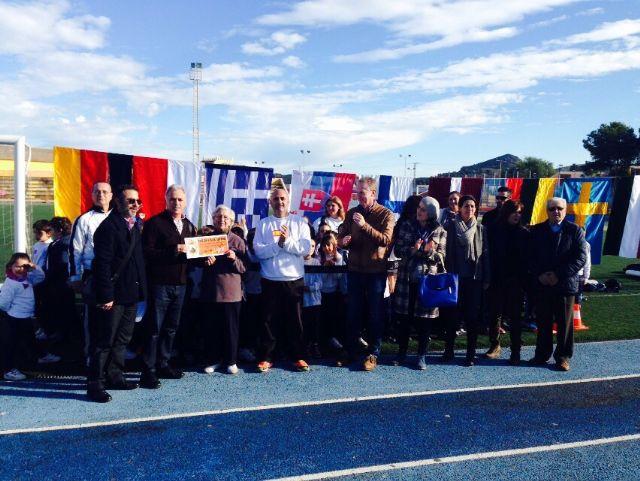 Gran éxito del II Cross Solidario del Colegio Ntra. Sra. del Carmen - 1, Foto 1