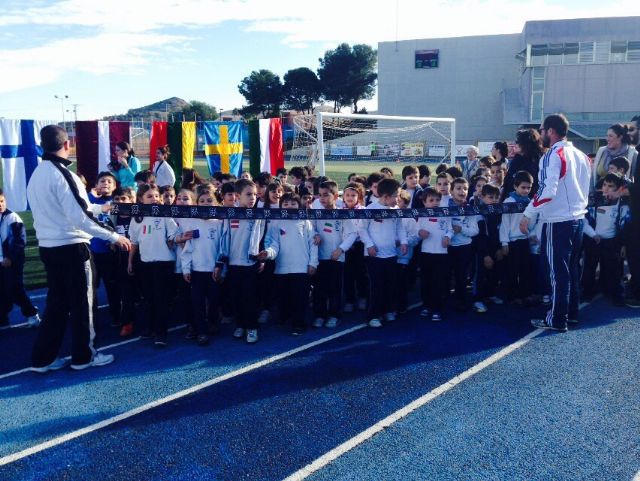 Gran éxito del II Cross Solidario del Colegio Ntra. Sra. del Carmen - 2, Foto 2
