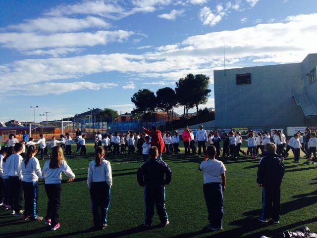 Gran éxito del II Cross Solidario del Colegio Ntra. Sra. del Carmen - 3, Foto 3