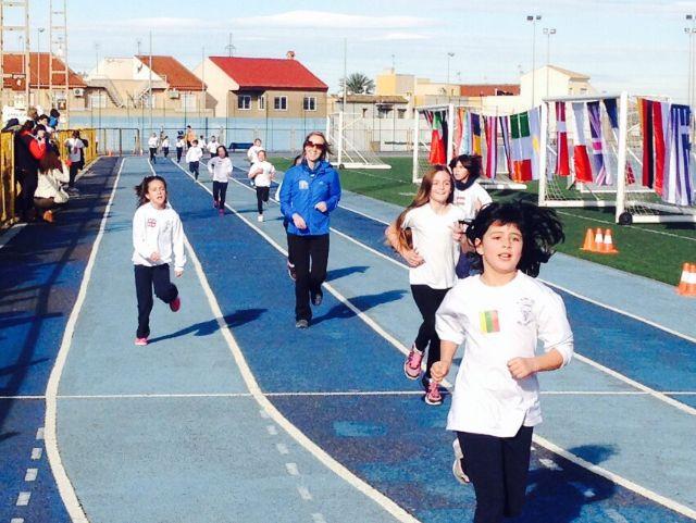 Gran éxito del II Cross Solidario del Colegio Ntra. Sra. del Carmen - 5, Foto 5