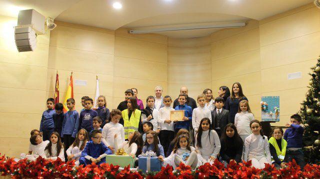 El CEIP Manuela Romero gana el tradicional concurso de villancicos - 1, Foto 1