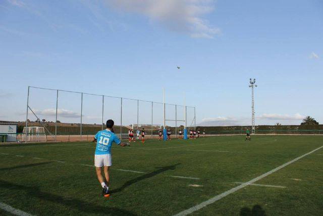 El Club de Rugby de Totana pierde injustamente en San Javier - 6