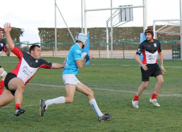 El Club de Rugby de Totana pierde injustamente en San Javier - 7