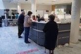 El SAC informa de que no habr� servicio de registro de documentos dirigidos a otras Administraciones P�blicas