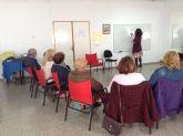 El taller de autoestima del banco del tiempo congregó a 17 personas