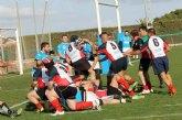 El Club de Rugby de Totana pierde injustamente en San Javier
