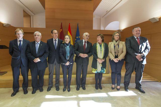Comunidad Autónoma, Ayuntamiento de Torre-Pacheco y Ministerio de Fomento firman acuerdo para la regeneración y renovación urbana en Torre-Pacheco - 1, Foto 1