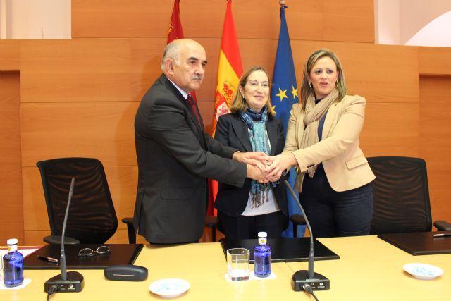 Comunidad Autónoma, Ayuntamiento de Torre-Pacheco y Ministerio de Fomento firman acuerdo para la regeneración y renovación urbana en Torre-Pacheco - 3, Foto 3