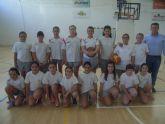 Deportes organizó la primera jornada de la Fase Local de Deporte Escolar