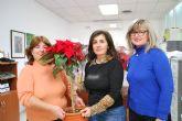 El Ayuntamiento de Fuente Álamo entrega 600 euros a la Asociación de Comerciantes