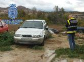 Detenidas dos personas por robo con violencia e intimidación