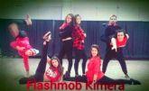 La asociación 'Kimera' invita a disfrutar la Navidad con un flashmob