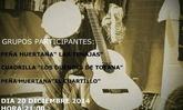 La cuadrilla totanera de Los Duendes participarán este fin de semana en varios eventos fuera de Totana
