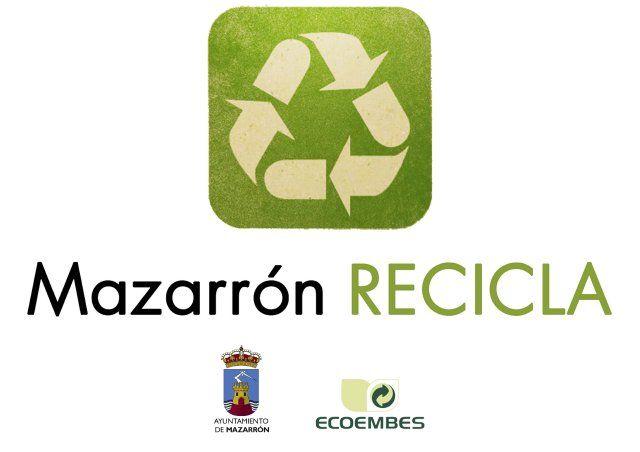 Ayuntamiento y ecoembes ponen en marcha la campaña informativa Mazarrón recicla - 1, Foto 1