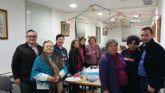 Taller de cocina para pensionistas en Villanueva del Río Segura