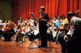 """Éxito del Concierto del """"Grupo musical de Ana"""" en el Centro Sociocultural """"La Cárcel"""""""