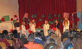 Alumnos del Instituto Rambla de Nogalte celebran su Teatro Navideño