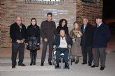 El periodista Mateo García es homenajeado por el Ayuntamiento de Alhama
