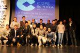 Catorce galardonados en la XXIII Edici�n de los premios Cope Espuña