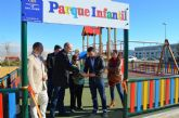 San Cayetano estrena parque infantil