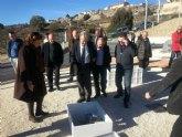 La Comunidad avanza en el saneamiento integral de Moratalla con la nueva depuradora de El Calar de la Santa