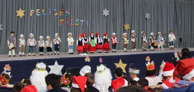 Los alumnos de los colegios de Puerto Lumbreras celebran las tradicionales Fiestas de Navidad 2014 - 3, Foto 3