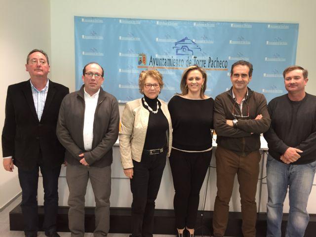 El Ayuntamiento de Torre-Pacheco firma convenios de colaboración con varias asociaciones y entidades - 1, Foto 1