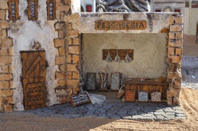 El Belén de España se construye a los ojos de los vecinos durante 11 días en la plaza de España - 2, Foto 2