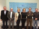 El Ayuntamiento de Torre-Pacheco firma convenios de colaboración con varias asociaciones y entidades