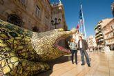 El Dinopark de hinchables volverá a hacer las delicias de los más pequeños esta Navidad