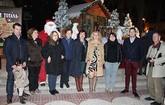 La IV Feria de la Navidad y el Regalo de la Avenida de Lorca tuvo lugar el pasado fin de semana