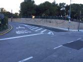 Concluyen en Las Torres de Cotillas las obras de renovación del cruce de la avenida Ricardo Montes y la calle Coto