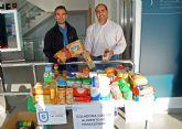 El 'State Sport Las Torres' recoge comida para el Banco de Alimentos