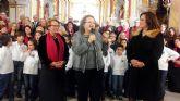 Carmen Montero, distinguida en el 'III Encuentro de Corales' torreño