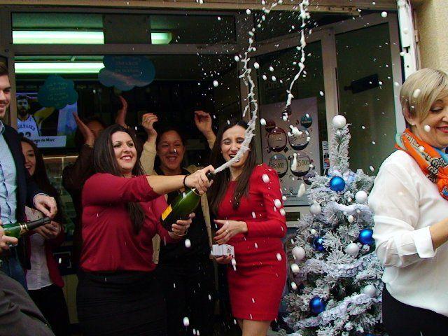 La suerte del Gordo de Navidad pasa por Mazarrón y reparte 20 millones de euros - 3, Foto 3