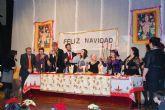 Lleno total en la representación de la obra 'De Verano a Navidad'